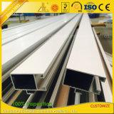 Kundenspezifisches Puder beschichtetes anodisiertes Aluminiumstrangpresßling-Fenster-und Tür-Profil