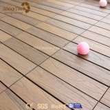 Tuiles antidérapage de paquet du couplage WPC DIY de sûreté populaire pour le ménage