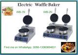 Wintoo 제조자 부엌 장비 사각 타이머를 가진 상업적인 와플 베이커 또는 제작자