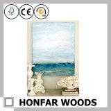 Pittura nordica di arte di vista sul mare di Frameless di stile per la decorazione domestica