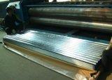 цена по прейскуранту завода-изготовителя плитки крыши Galvalume листа толя цинка 0.16-1.2mm алюминиевая