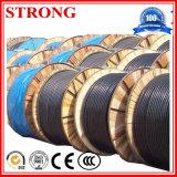 Силовой кабель оболочки 240mm PVC изоляции проводника XLPE меди подъема конструкции