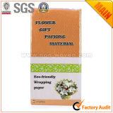 Naranja no tejida biodegradable del documento de embalaje No. 4