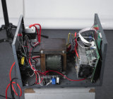 Tipo estabilizador do relé da alta qualidade da tensão de 3kw para o agregado familiar