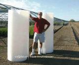 feuille en plastique ondulée de l'épreuve pp de l'eau de 2mm-15mm pour des matériaux de construction