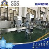 máquina que capsula de relleno que se lava del agua del barril de 120bph 19L