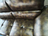 Modern di lusso Leather Sofa per il salone Furniture (9205)