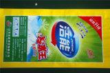 Il sacchetto di plastica per il pacchetto del riso