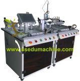 Industrielles Riemenantrieb-Abschnitt-Förderanlagen-Trainings-Systems-didaktisches Gerät