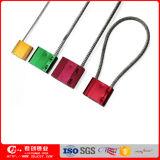 Sellos inalterables del cable del metal para las puertas