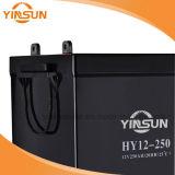 Батарея UPS AGM 12V250ah перезаряжаемые свинцовокислотная для солнечной системы
