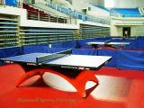 Il PVC mette in mostra il pavimento per la vendita calda di ping-pong 2017 (JYST0050)