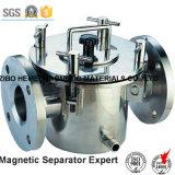 Постоянный магнитный сепаратор для Papermaking, неметаллического материала, тугоплавкого