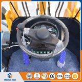 Chargeur avant hydraulique du constructeur Zl20f de Weifang mini avec le prix concurrentiel