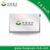 LCD Vertoning 7 Duim 800X480 Hoge Helderheid