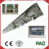 Auflage-automatisches Schiebetür-System (Oberfläche PAD2008) für Hotel und Bank
