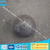 L'alta durezza del diametro 30mm ha forgiato la sfera d'acciaio stridente usata per il laminatoio di sfera