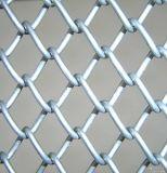 中国の工場PVC上塗を施してあるチェーン・リンクの網の庭の塀の価格