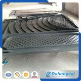 Grille durable de fer travaillé de sûreté résidentielle pratique (dhgate-26)