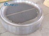 Feuille de tube de Clading de décomposition pour l'échangeur de chaleur