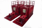 API 표준 드릴링 진흙 주기 고체 통제 시스템 진흙 탱크
