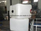 Máquina de molde dobro do sopro do fechamento da maquinaria para o tanque de água