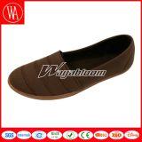 Chaussures occasionnelles de toile respirable de femmes de confort d'EVA
