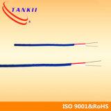 Câble de thermocouple isolé par PTFE (type KX/JX/EX/TX)