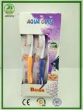 Nigerial 혀 세탁기술자를 가진 단단한 Brislte 최신 판매 칫솔