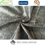 Klage-Jacquardwebstuhl-Futter-China-Lieferant 100 Polyester-klassischer Männer