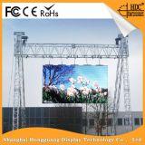 Indicador digital al aire libre a todo color de la pantalla de visualización de LED P6.25