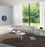 Uispair 100% Aço Moderno Escritório Sala de estar Quarto Sala de jantar Café Mesa