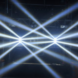 Luz principal móvil del efecto de la viga del disco de la etapa del LED
