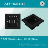 Videotür-Telefon-Shell \ intelligenter Schalter-Kasten (AD-16KGH)