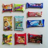 De Machine van de Verpakking van het Hoofdkussen van de chocolade