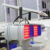 태양 빨간 파란 Stroble 경고 소통량 램프