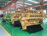 Gerador do biogás do quilowatt MW ou preços dos geradores da energia eléctrica