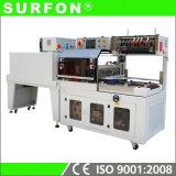 De automatische PE Machine van de Verpakking van de Bevloering van de Film Houten (GH-3015l+sf-4525)