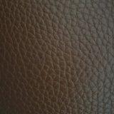 Z052 PVCレザーの靴革は柔らかい車の革家具の革合成物質の革を袋に入れる