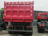 336HP Sinotruk (CNHTC) HOWO 6X4のダンプカートラックZz3257n3447A1