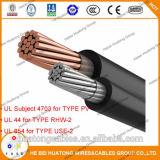 Cable de la UL picovoltio