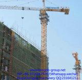 Hongda Nizza Quatliy gru a torre da 12 tonnellate - Tc7020