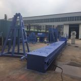 Tanque do enrolamento do molde do tanque da maquinaria do enrolamento do tanque de armazenamento de FRP