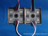 Módulo super 5050 do diodo emissor de luz do brilho 12V RGB para a letra de canaleta