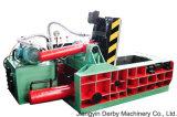 Metalballenpreßhydraulische BallenpreßAltmetall-Ballenpresse, welche die Maschine aufbereitet Gerät (YDF-100A, aufbereitet)