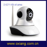 voies du support deux d'appareil-photo d'IP de WiFi de 25fps 720p sonores