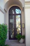 販売のための装飾的な、耐久の粉上塗を施してある前部エントリ両開きドア