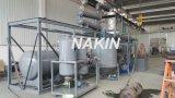 シリーズJzc不用なエンジンオイルの蒸留機械、石油精製所のプラント