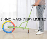 De múltiples funciones empujar el surco manualmente de la máquina