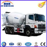 Caminhão do misturador de cimento de Sinotruk HOWO 6X4/caminhão misturador concreto